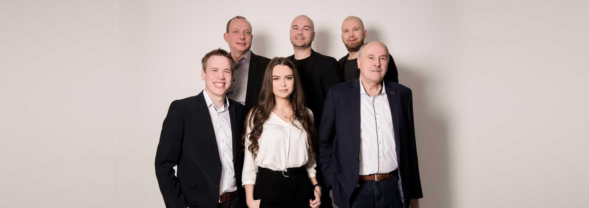 Makler Puttkammer Teamfoto